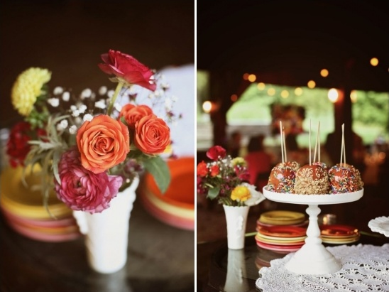 candy apple table