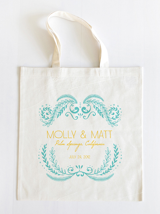welcome wedding totes