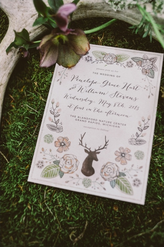 Wildship Studio wedding stationery