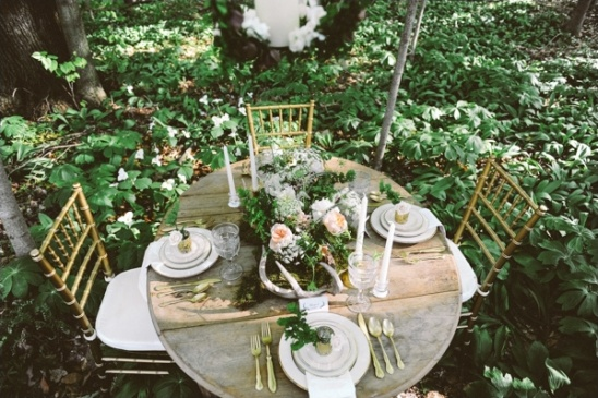 rustic tablescape ideas