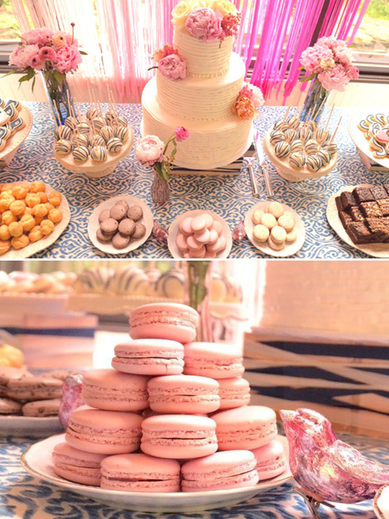 Enjoyable Easy Dessert Table Ideas From A Charming Fete Beutiful Home Inspiration Papxelindsey Bellcom