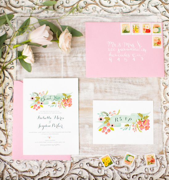 Wedding Chicks invitations