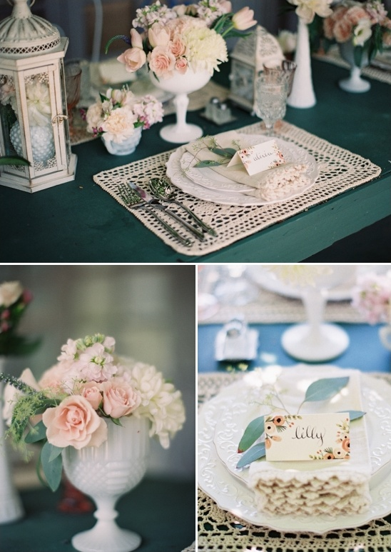 Rustic And Vintage Touches The Spanish Lace Gold Brushed Wedding Cake Use Of Fresh Fruit To For Flowers A Dream About