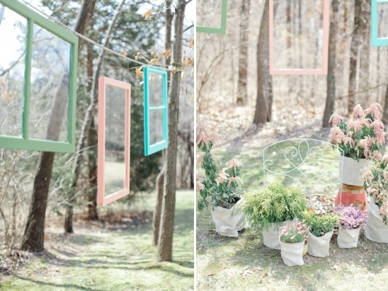 backyard ceremony decoration ideas