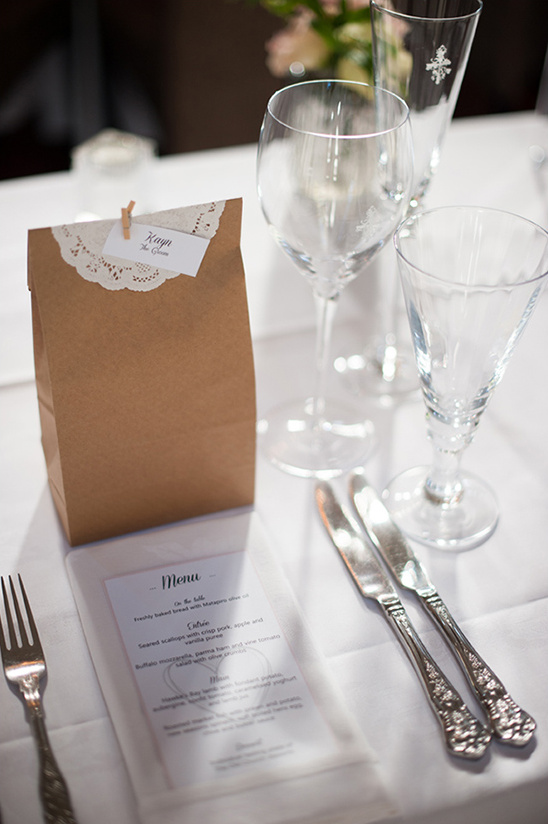 Wedding Favor Bags Nz : Blog - New Zealand Modern Chic Wedding