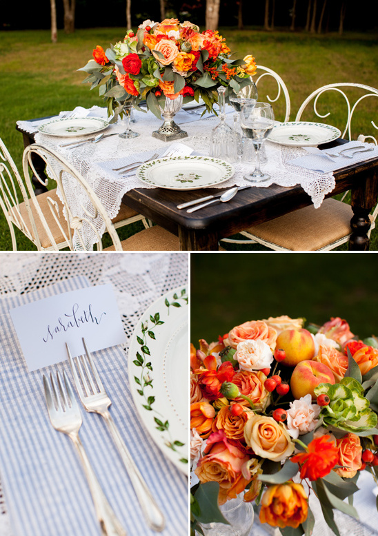 elegant southern tablescape ideas