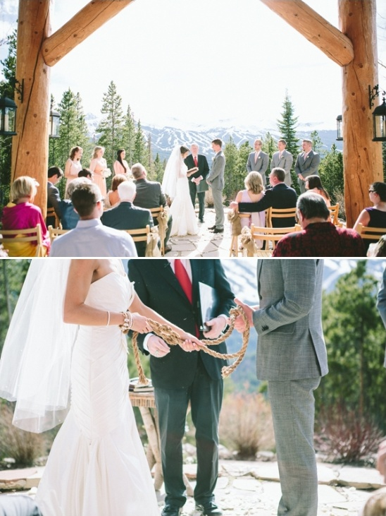 tying the knot wedding tradition