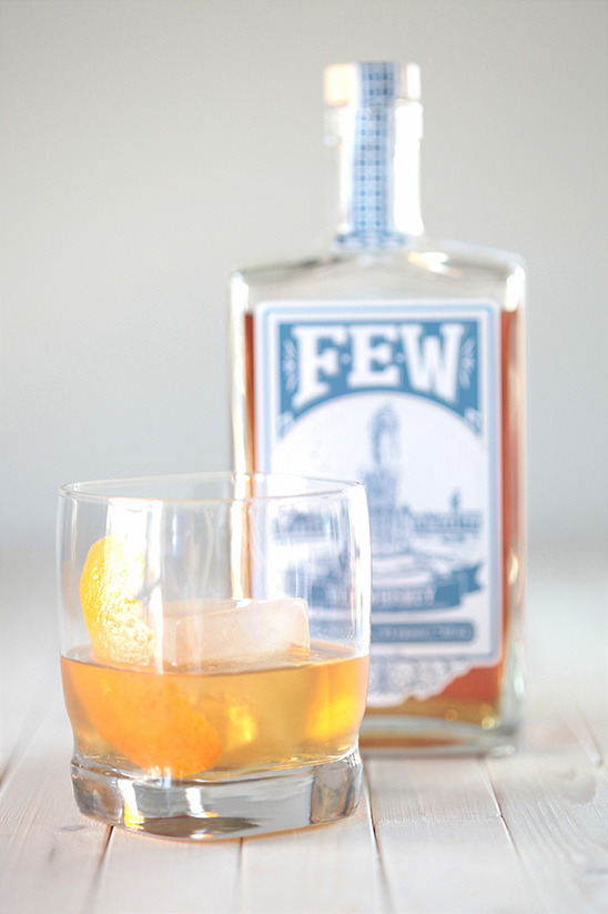 rye whisky cocktail recipe