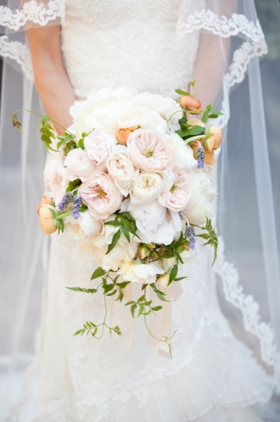 pastel bouquet by Kim Curtis of Toast