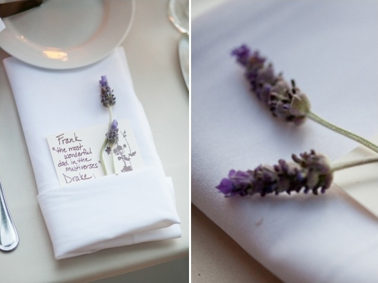 cute personalized place settings