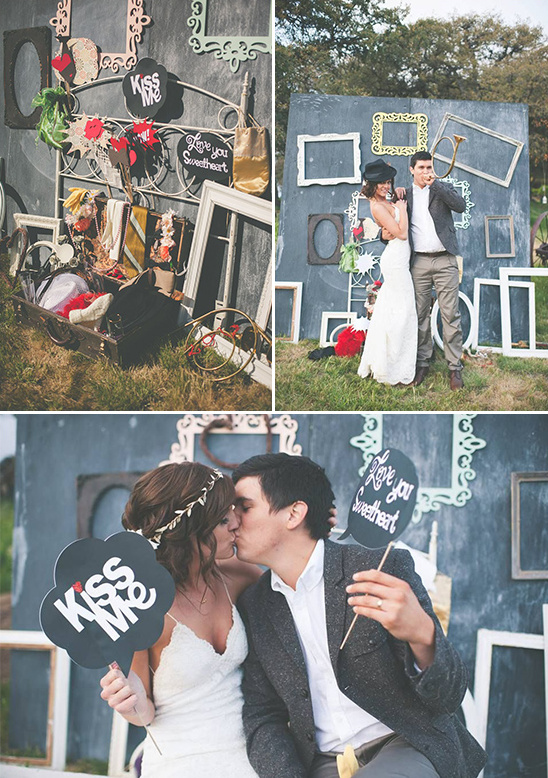 Vintage DIY Wedding With Rustic Highlights