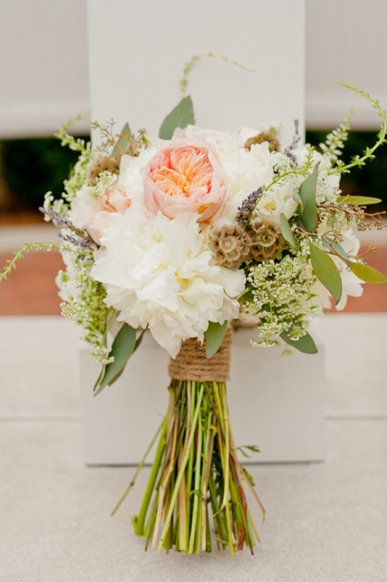 rustic wedding bouquet