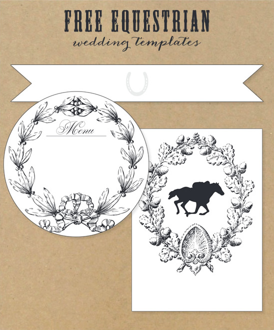 Blog - Free Equestrian Wedding Templates And Ideas