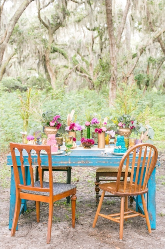 boho chic wedding ideas