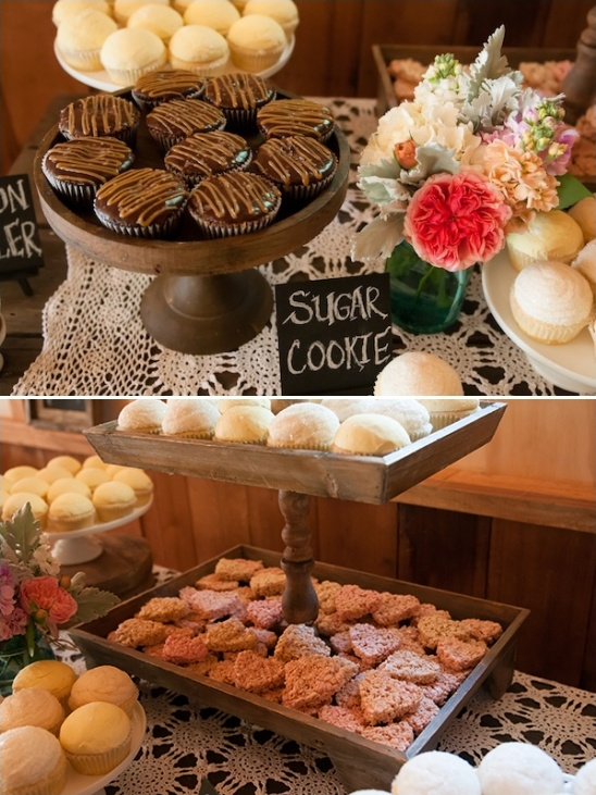wedding desserts by frost cupcake factory
