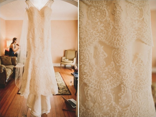 lace wedding gown from moonlight bridal
