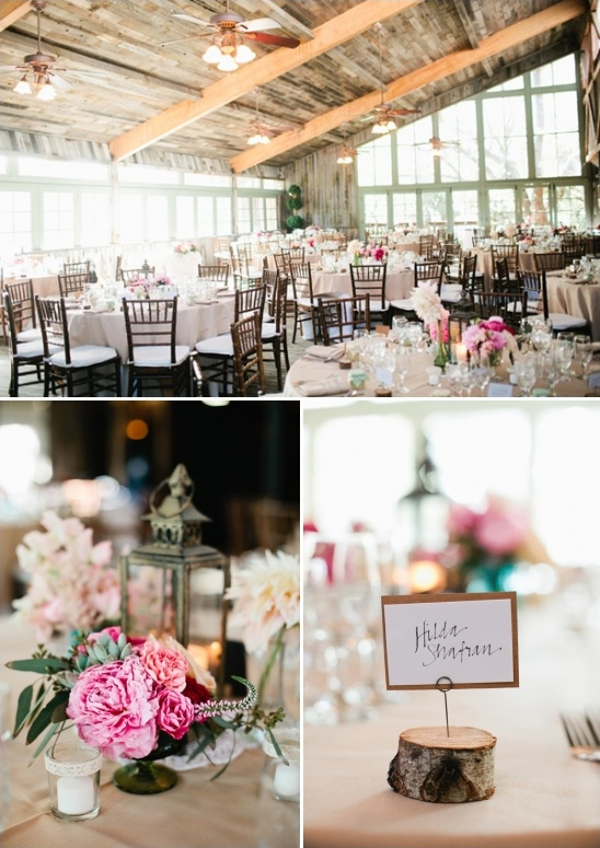 vintage and rustic table decor ideas