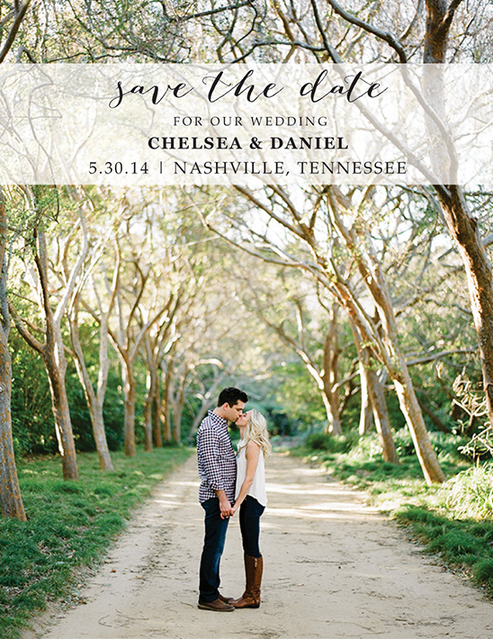 Blog - Photo Postcard Save The Date Free Printable