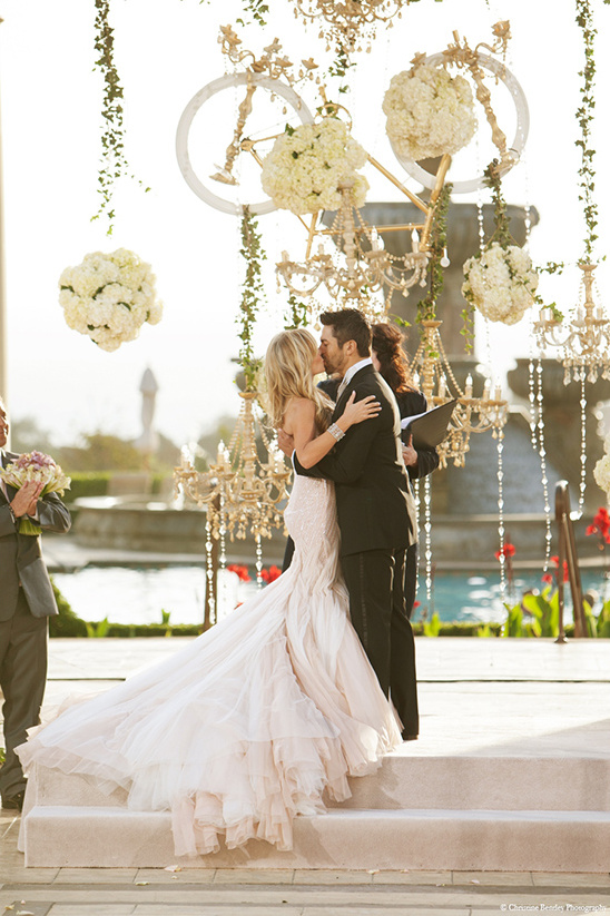 Tamra Barney's Wedding At The St. Regis Monarch Beach