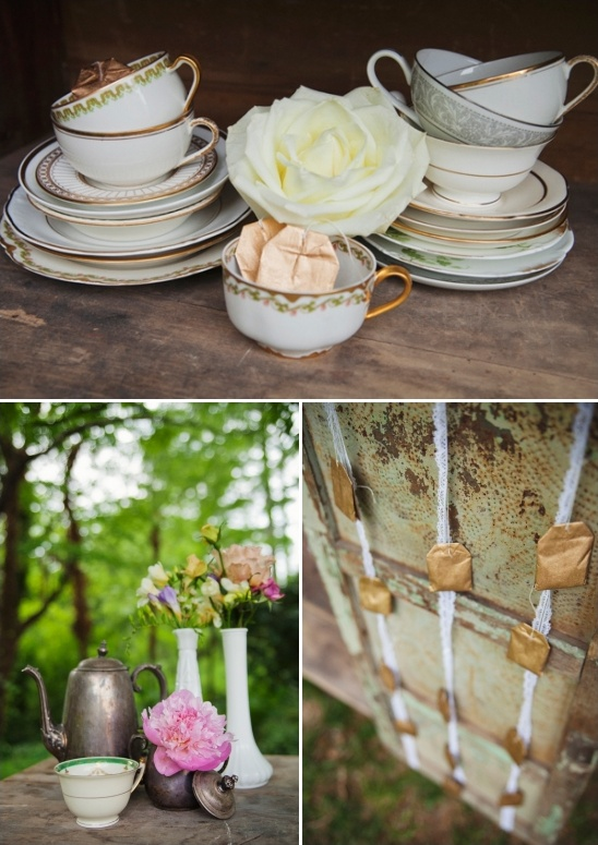 vintage tea party ideas vintage tea party bridal shower