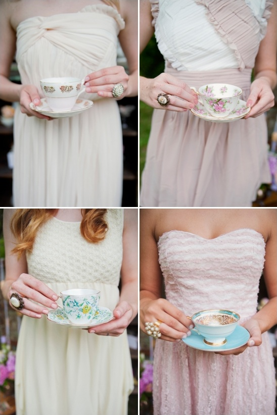 05e0ea5190f vintage tea party bridal shower. vintage tea cups