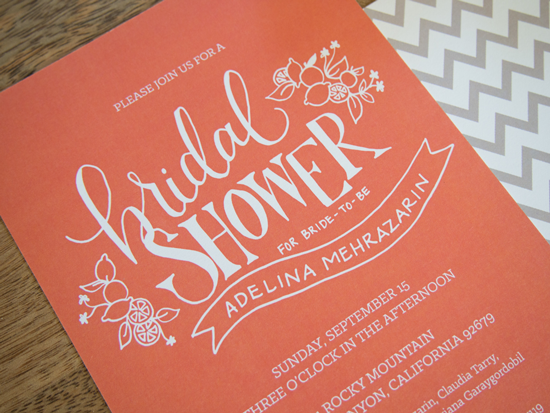 Invitations by Bright Room Studio