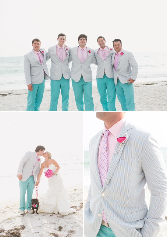 colorfulbeachgroomsmanlooks