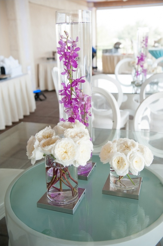 beach wedding tablescape ideas