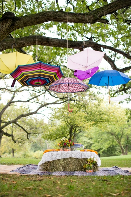 rainy day picnic ideas