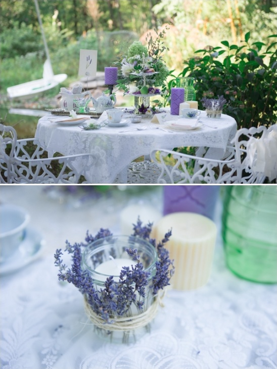 wedding ideas lavender lavender tea wedding ideas 28237