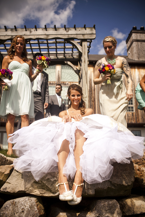 Soliloquy bridal party