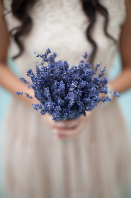 lavender bridesmaid bouquet