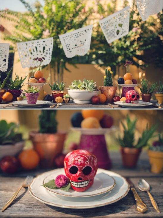 Mexican table decor ideas