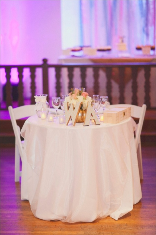 wedding sweetheart table ideas