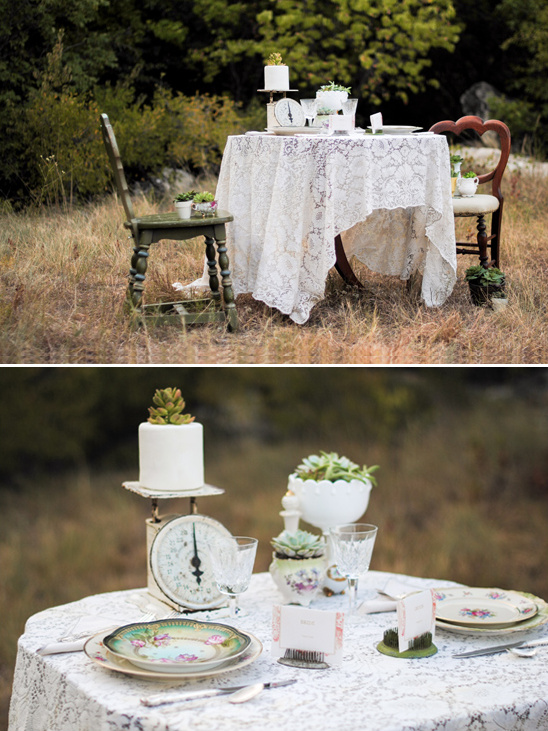 heirloom wedding ideas