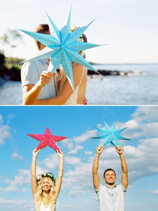 star wedding ideas