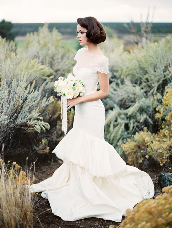 classic bridal looks photographed by Erich Mcvey