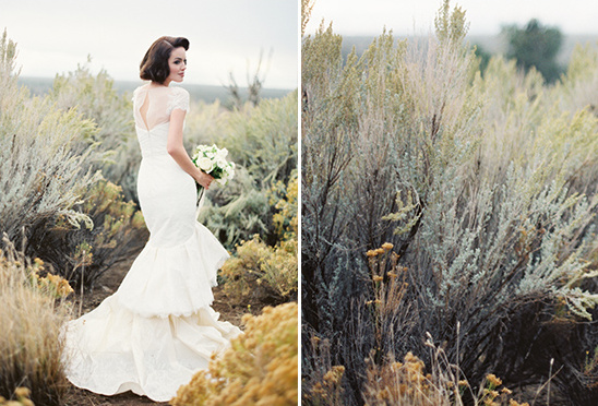 outdoor bridal shoot ideas