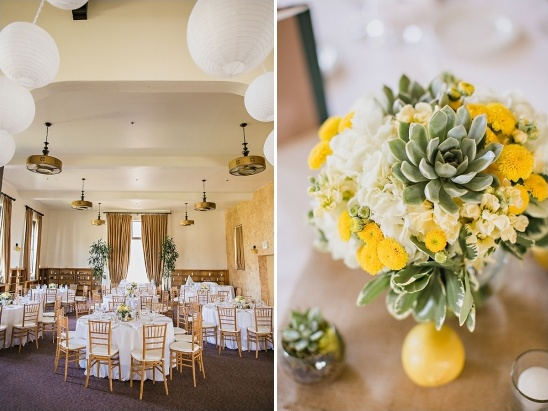 yellow and green wedding ideas