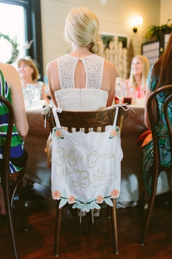 luncheon bridal shower ideas