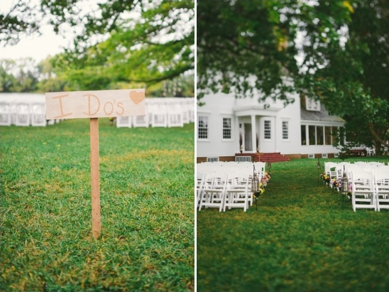 Rainy Maryland Wedding at Woodlawn Farm