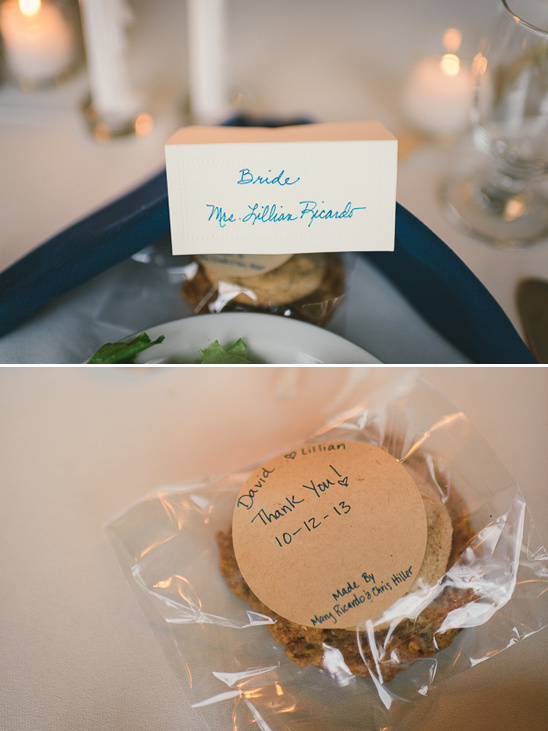 cookie wedding favors