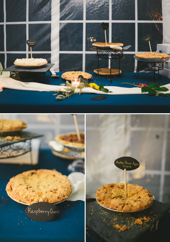 wedding pies by mom's apple pie