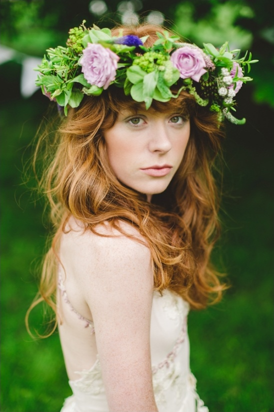 floral halo