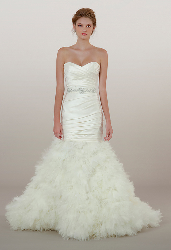 2014 liancarlo fall wedding gown