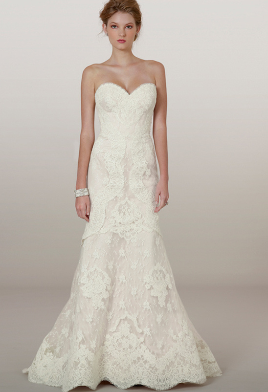 2014 Liancarlo fall wedding gowns