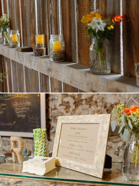 mason jar decor ideas
