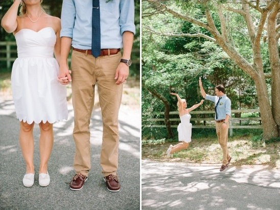 fun wedding portrait ideas