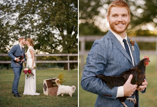 farm style wedding ideas
