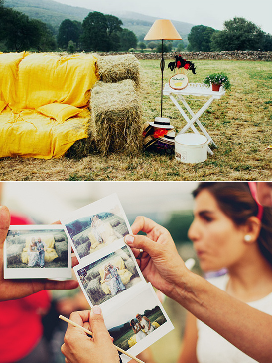 diy polaroid photobooth ideas